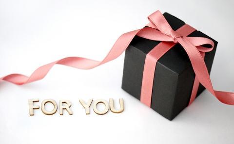 愛情たっぷりプレゼント