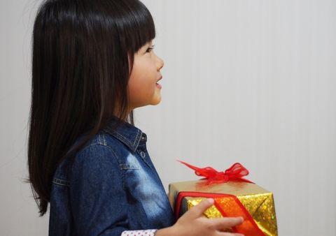 子供のクリスマスプレゼント