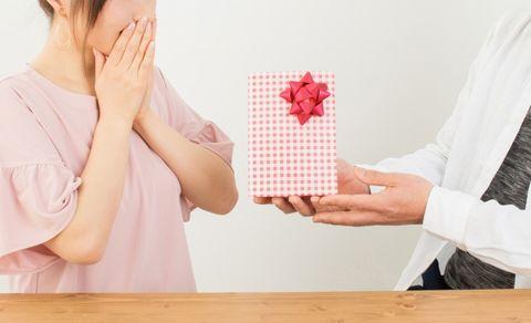 妻へのプレゼント