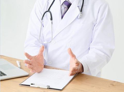 医師の診断結果