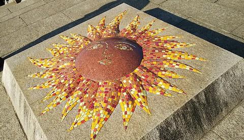 昭和記念公園:太陽のピラミッド