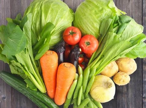 野菜が食いたい!