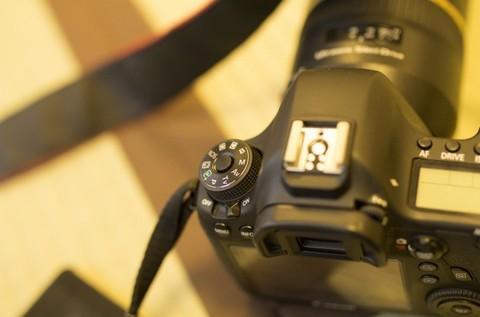 初めての一眼レフカメラ