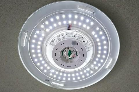 ネオンの様なLED照明