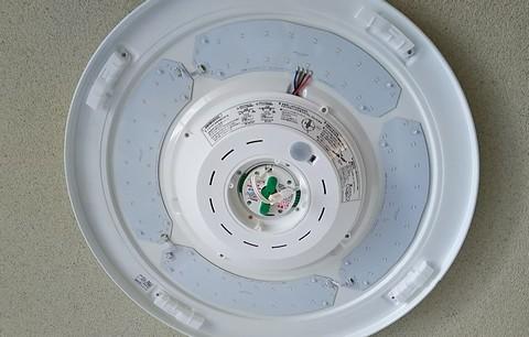LED照明の中身