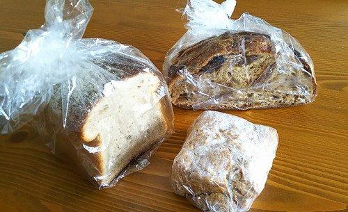 妻の勤め先のパン1
