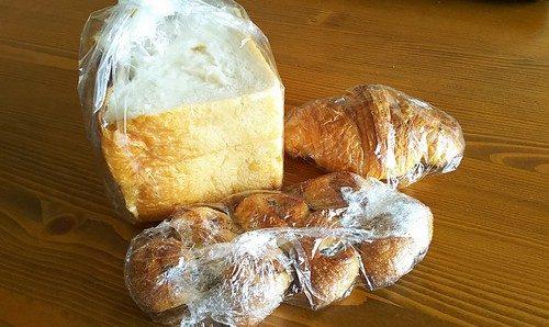 妻の勤め先のパン