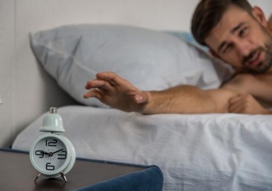 朝の筋肉痛