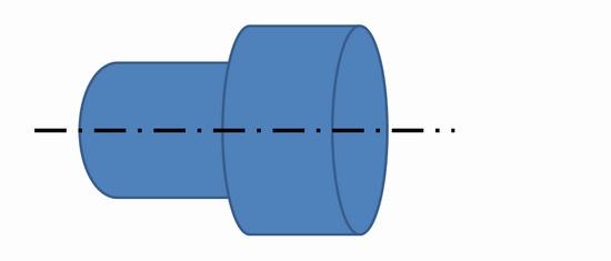 NC旋盤X軸偏芯1