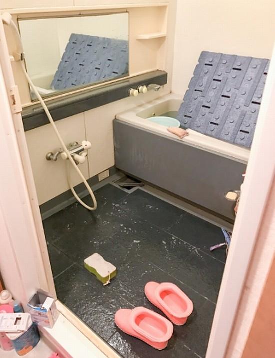 お風呂掃除めんどくさい