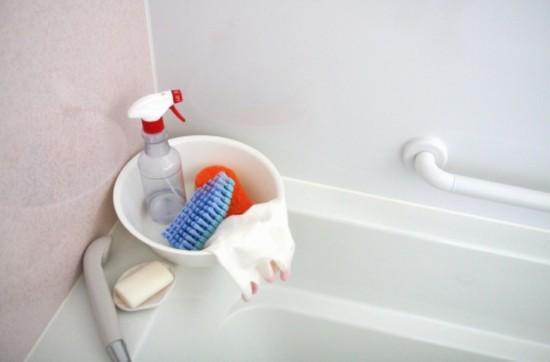 お風呂掃除きらい?