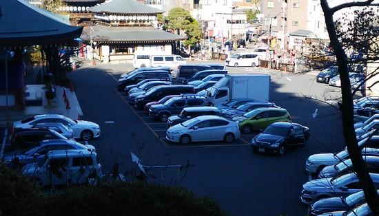 高幡駐車場