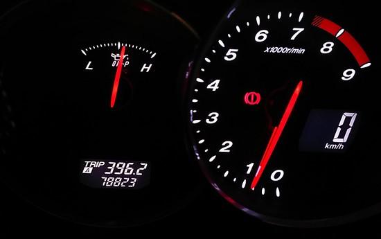 RX-8の燃費は?