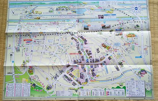 佐原観光MAP2