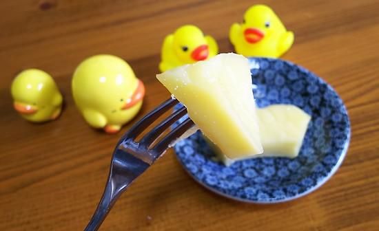 チーズの毒味1