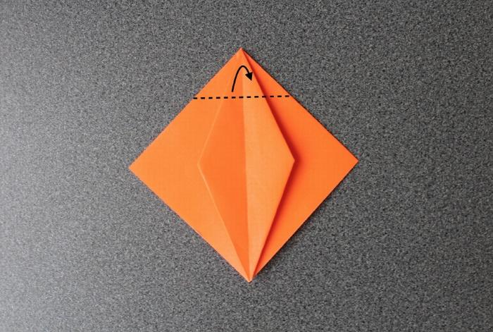 オバケかぼちゃ作り方9