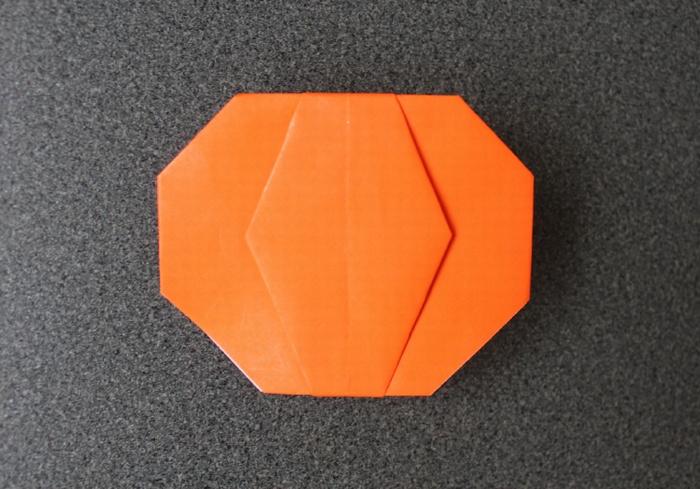 オバケかぼちゃ作り方12