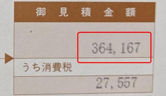 痛すぎる36万円
