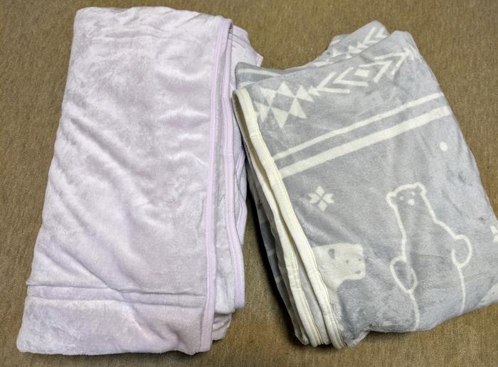 ニトリ毛布を購入した理由