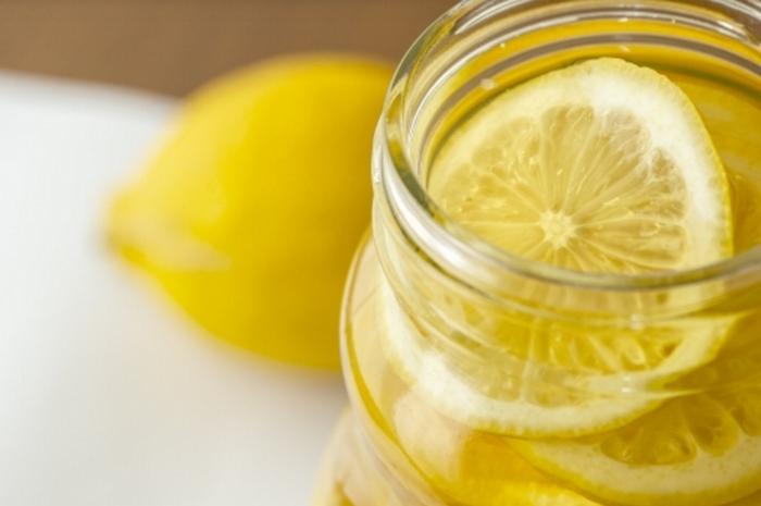 はちみつレモンのような香り