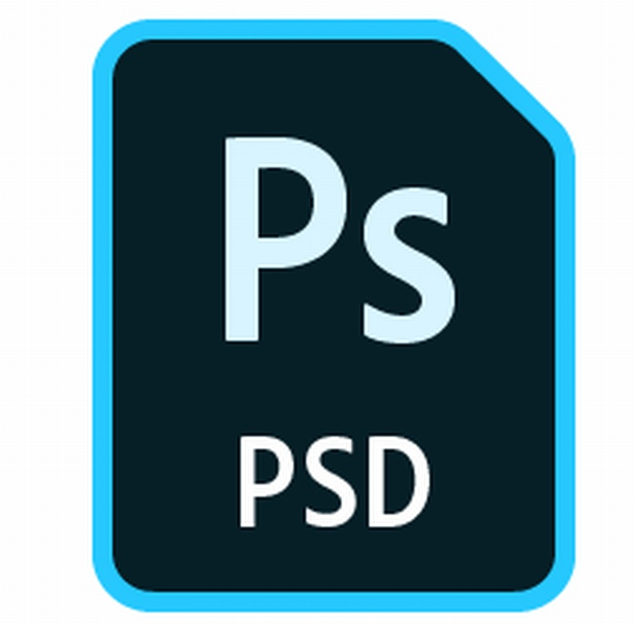 Photoshopの拡張子はPSD