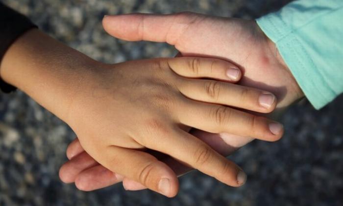 子供の手のひらサイズがかわいいよ!