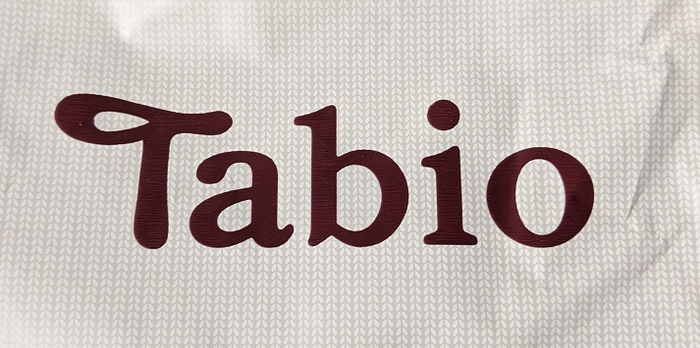 tabioの靴下レビュー