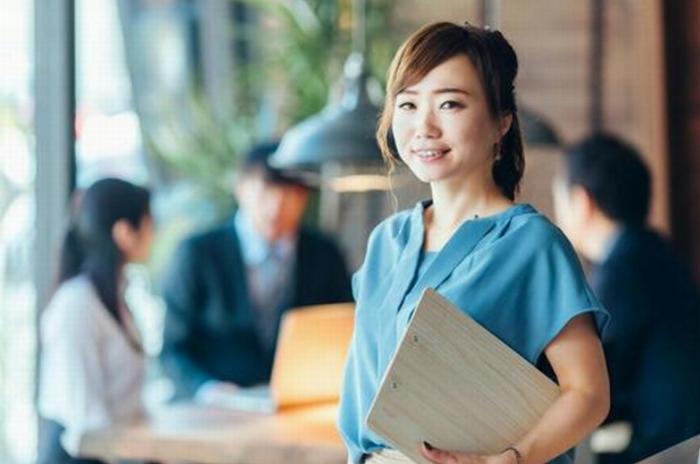 旅館の一般事務をしている19歳女性の嬉しかったこと