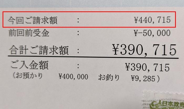 子犬の骨折手術と入院費用
