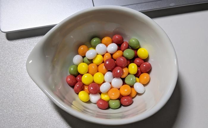 KabayaのジューCラムネお菓子